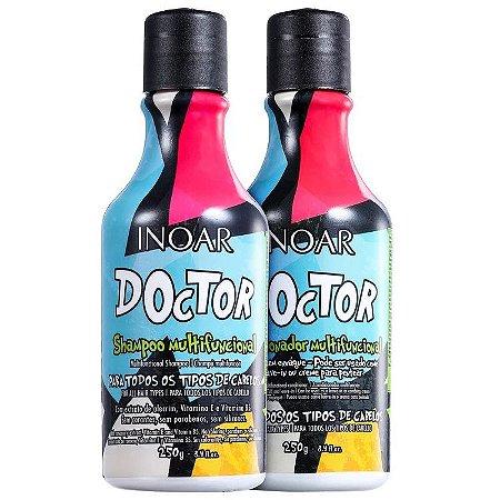 Inoar Doctor Shampoo e Condicionador (2x250ml)