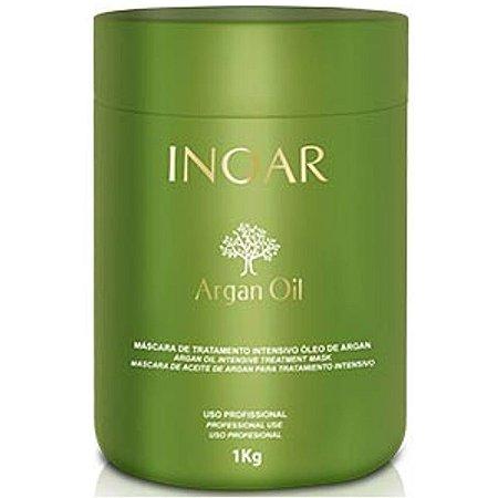 Inoar Argan Oil Máscara Tratamento 1kg