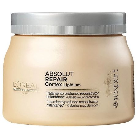 L'Oréal Absolut Repair Cortex Lipidium Reconstrutor Instantâneo Máscara 500g