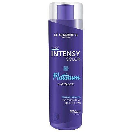 Le Charmes Intensy Color Máscara Matizadora - Efeito Platinado - Platinum 500 ml