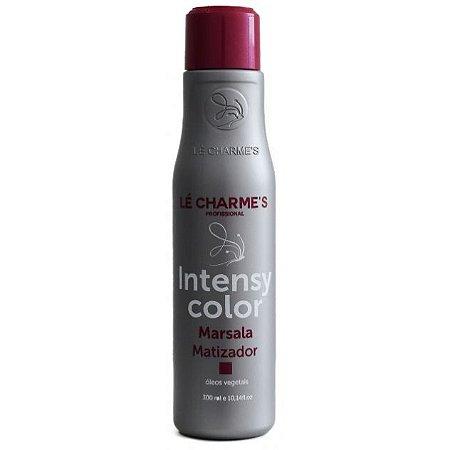 Le Charmes Intensy Color Máscara Matizadora Marsala 300 ml