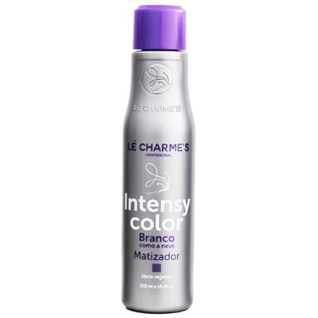 Le Charmes Intensy Color Máscara Matizadora Branco como a neve 300 ml