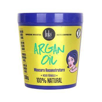 Lola Cosmetics Argan Oil Máscara Reconstrutora 230g