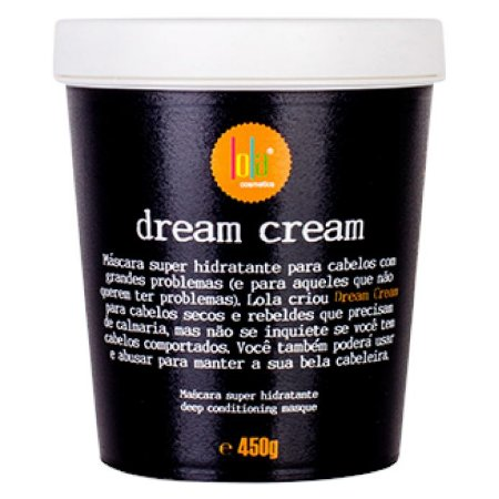 Lola Cosmetics Dream Cream Máscara 450g
