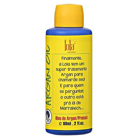 Lola Argan Oil Óleo Capilar 60ml