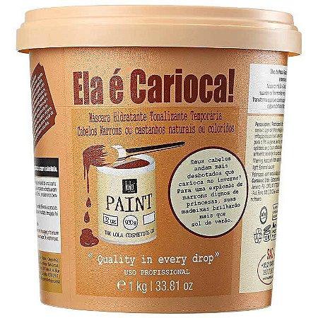 Lola Ela é Carioca! Máscara Tonalizante 1kg