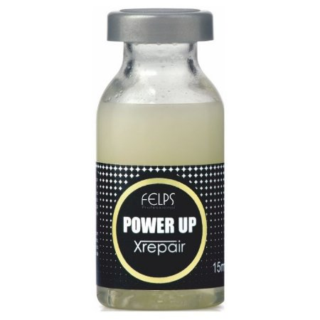 Felps Xrepair Power Up Tratamento Ampola 15ml