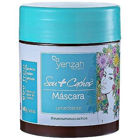 Yenzah Sou + Cachos Máscara Umectante 480ml