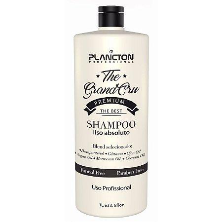 Plancton The Grand Cru Shampoo Liso Absoluto 1000ml