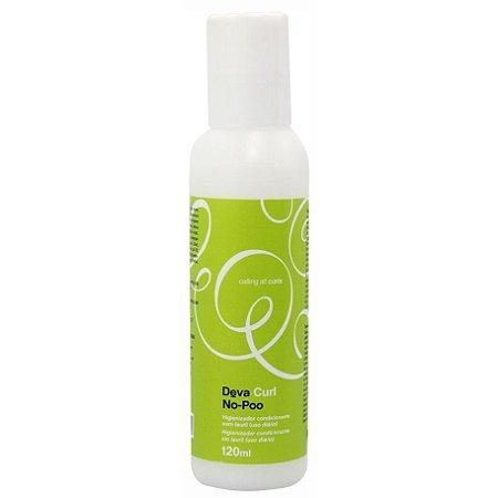 Deva Curl No-Poo Higienizador Condicionante Sem Espuma 120ml