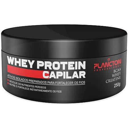 Plancton Whey Protein Capilar Máscara 250g