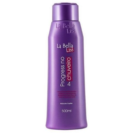 La Bella Liss Progressiva No Chuveiro 500ml