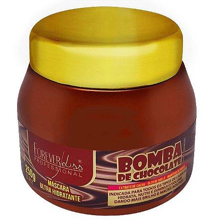 Forever Liss Bomba de Chocolate Máscara 250g