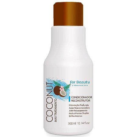 For Beauty Coconut Reconstrução Condicionador 300ml