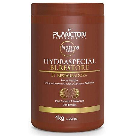 Plancton Hydraspecial Bi Restore Nutrição Máscara 1kg
