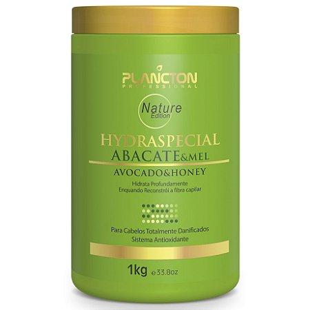 Plancton Hydraspecial Abacate e Mel Hidratação Máscara 1kg