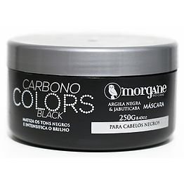 Morgane Máscara Carbono Colors Black 250g