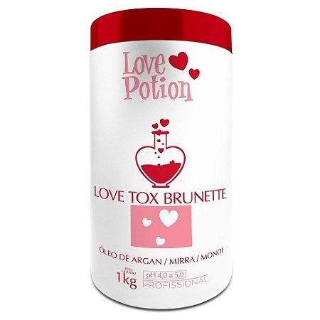 Love Potion Love Tox Brunette Redutor de Volume 1kg