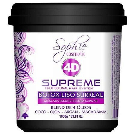 Sophie 4D Supreme Liso Surreal Máscara Reconstrutora 1kg