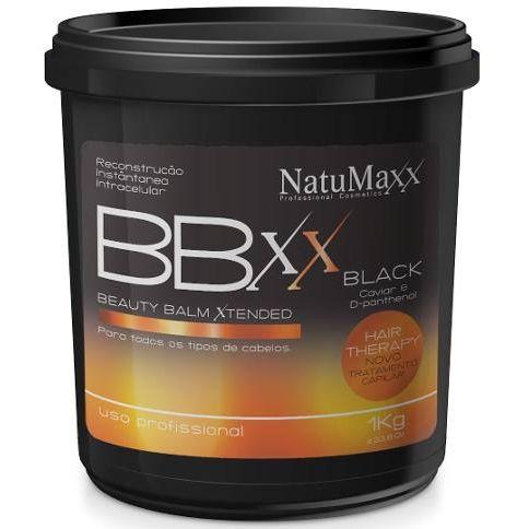 NatuMaxx Beauty Balm Xtended Black 1kg