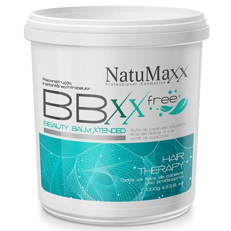 NatuMaxx Beauty Balm Xtend Free 1kg