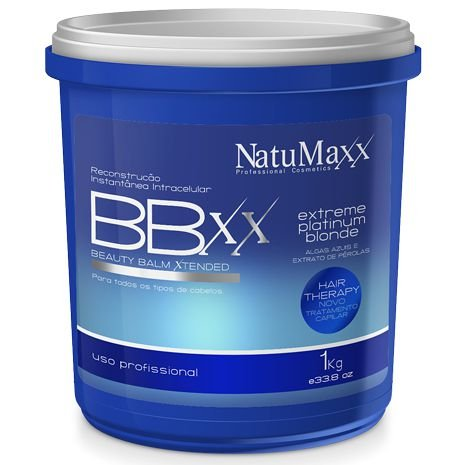 NatuMaxx Beauty Balm Xtended Platinum 1kg