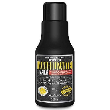 NatuMaxx Anabolizante Capilar Shampoo 300ml
