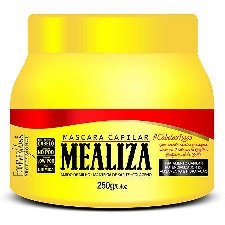 Forever Liss Maizena Capilar MeAliza Máscara 250g