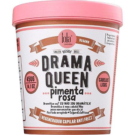 Lola Cosmetics Drama Queen Pimenta Rosa - Cabelos Lisos - 450g