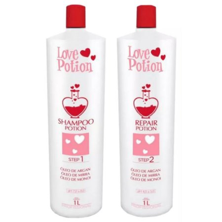 Love Potion Escova Progressiva 2x1l