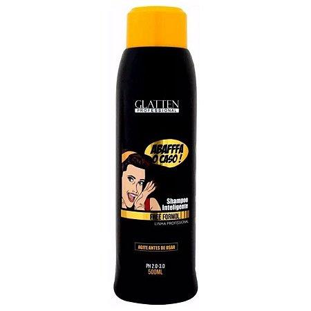 Glatten Abafa o caso! Shampoo Redutor de Volume 500ml