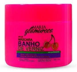 Mandarrô Maria Glamurosa Banho de Verniz Máscara 500g