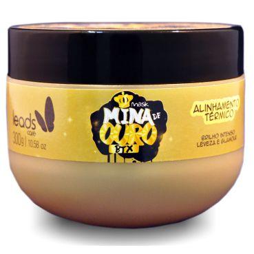 Leads Care Mina de Ouro Mask Btx 300g