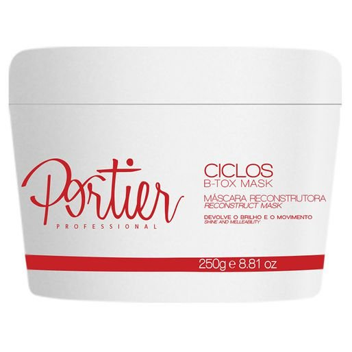 Portier Ciclos B-tox Mask 250g