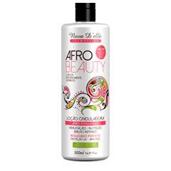 Nova D'Elle Afro Beauty Loção Onduladora de Cachos 500ml