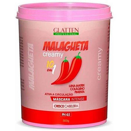 Glatten Malagueta Creamy Máscara 500g
