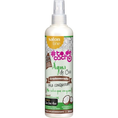 Salon Line Tratamento pra Conquistar Água de Coco Spray 300ml