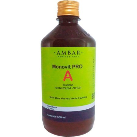 Âmbar Monovit Pro A Shampoo 500ml