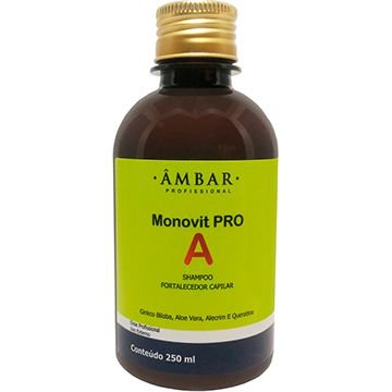 Âmbar Monovit Pro A Shampoo 250ml