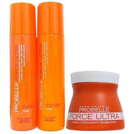 Probelle Force Ultra kit (3 itens)