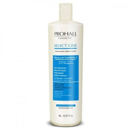 Prohall Select One Escova Progressiva 1l