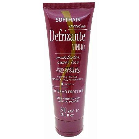 Softhair Defrizante Vinho 240ml