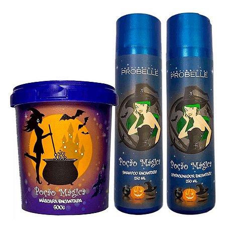 Probelle Poção Mágica Encantada kit (3 itens)