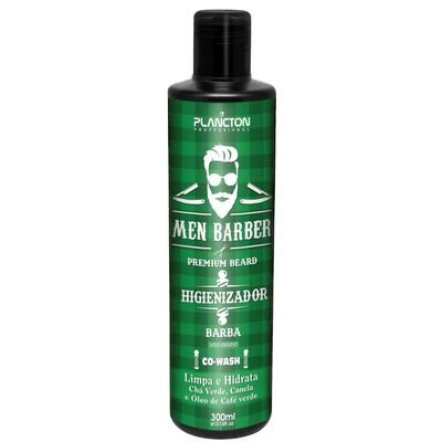 Plancton Men Barber Co Wash Higienizador 300ml