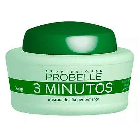 Probelle 3 minutos Máscara 250g