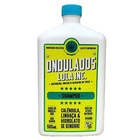 Lola Cosmetics Ondulados Shampoo 500g