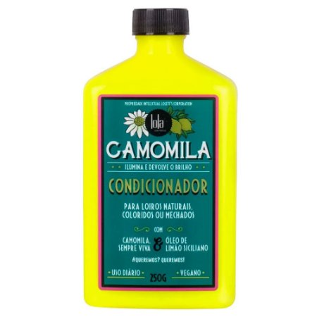 Lola Cosmetics Camomila Condicionador 250ml
