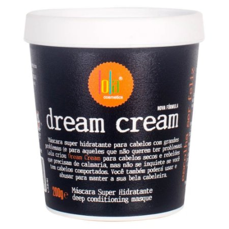 Lola Cosmetics Dream Cream Máscara 200g