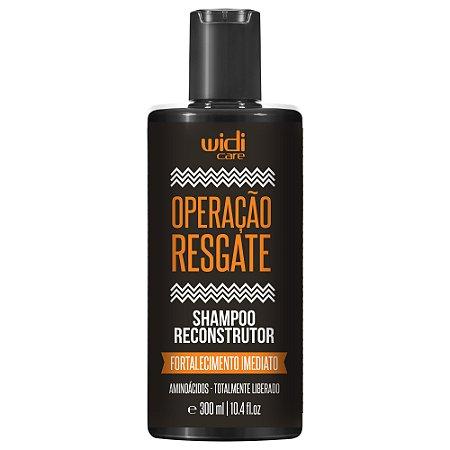 Widi Care Operação Resgate Shampoo 300ml