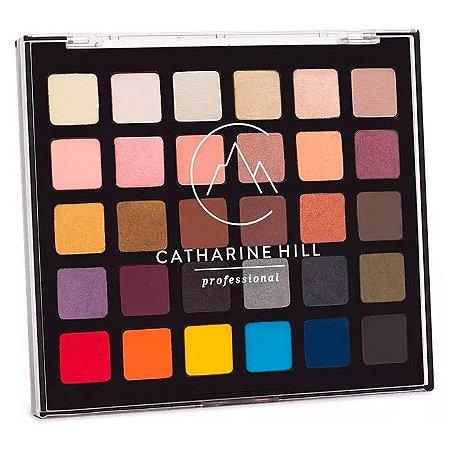 Catharine Hill Eyeshadow Palette Paleta de Sombras 24g